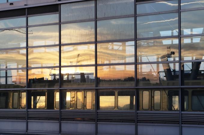 Berliner Südkreuz Bahnhof SX Architektur