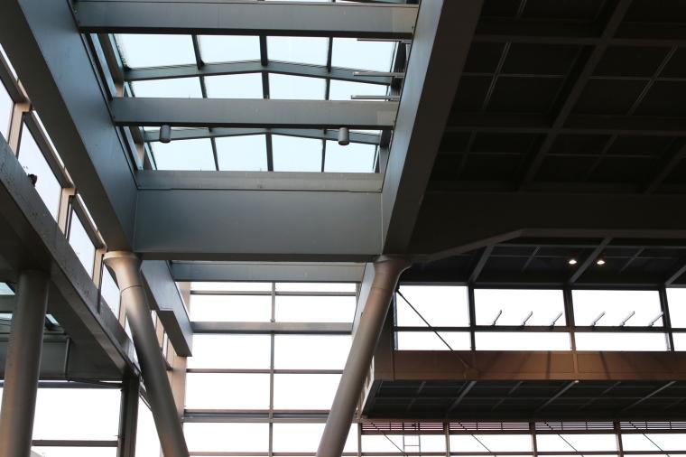 Berlin 3 Sükreuz Bahnhof SX Architektur